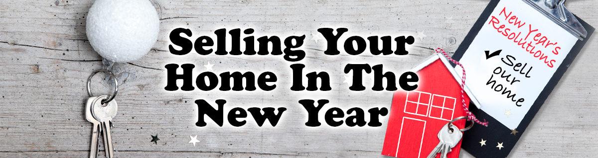 Selling your home in the new year